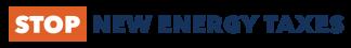 Stop New Energy Taxes